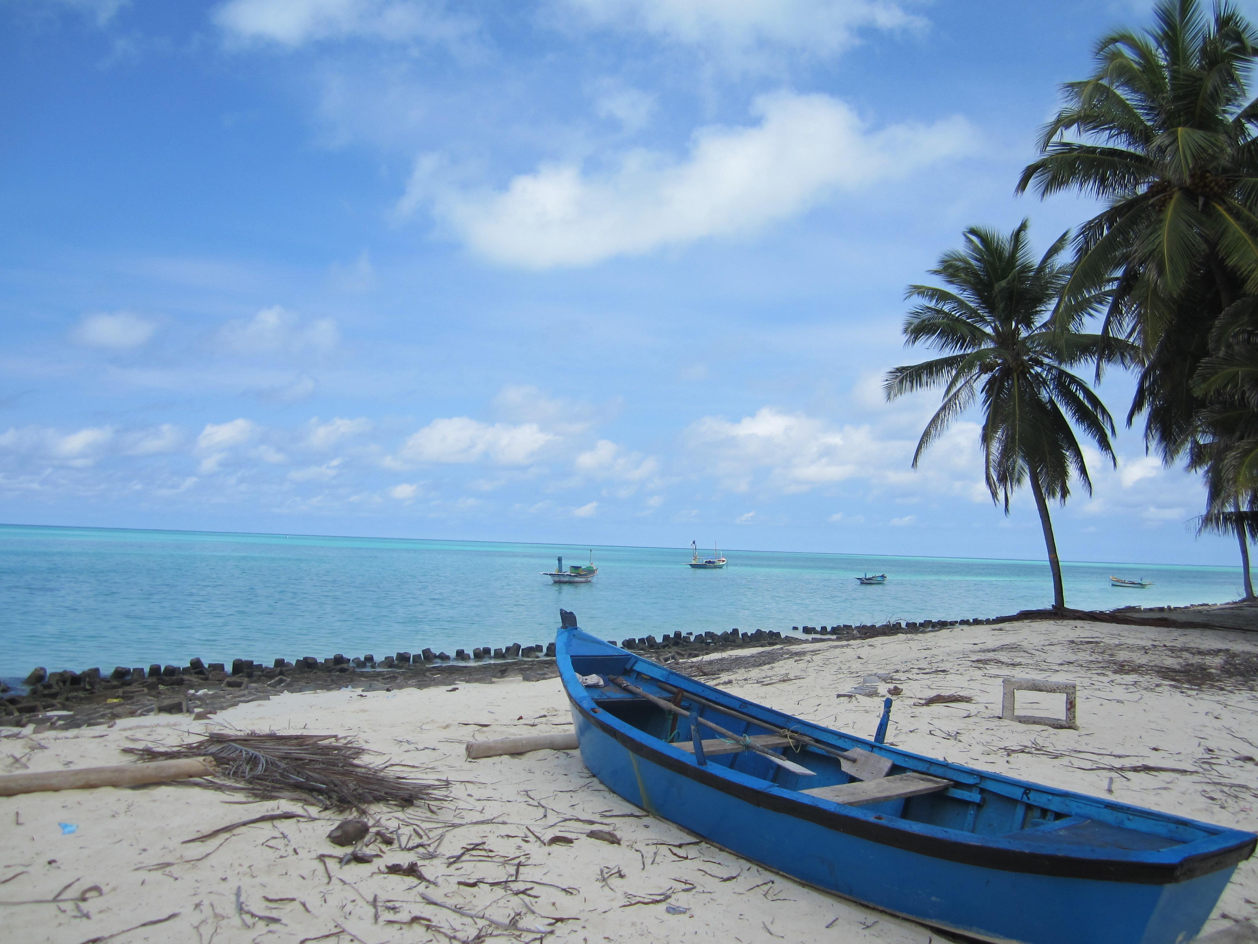 Agatti Boat
